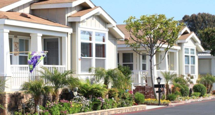 Manufactured Homes Enhance Good Life Southern California