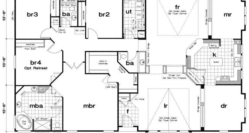 Manufactured Homes Floor Plans Furniture Tlc