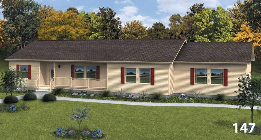 Manufactured Homes Floorplans