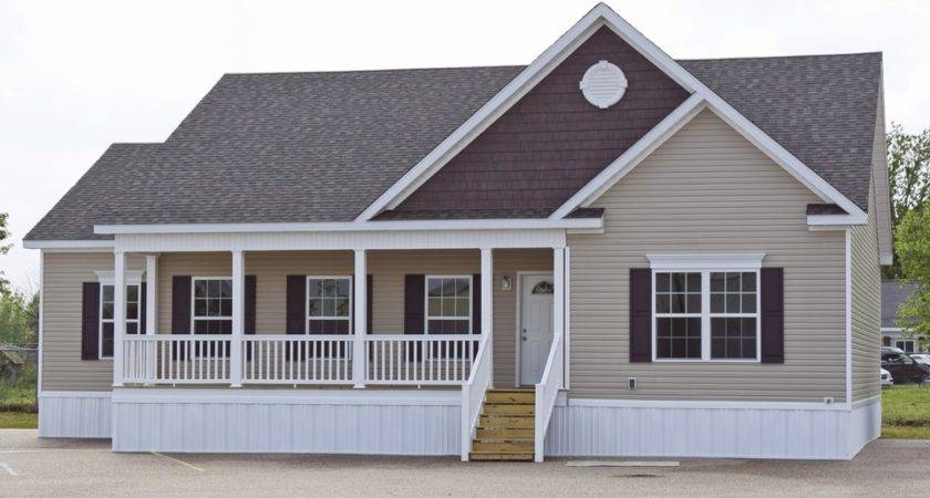 Manufactured Homes Front Porch Bestofhouse