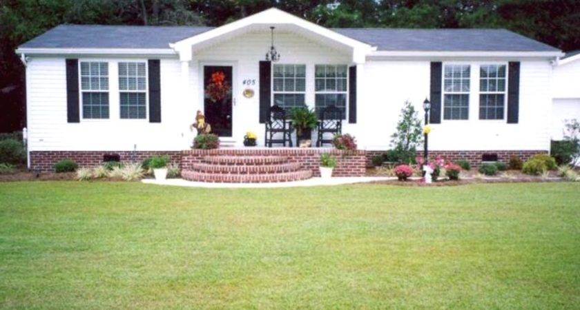 Manufactured Homes Landscaping Mobile Home Sale