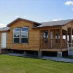 Manufactured Homes Log Siding