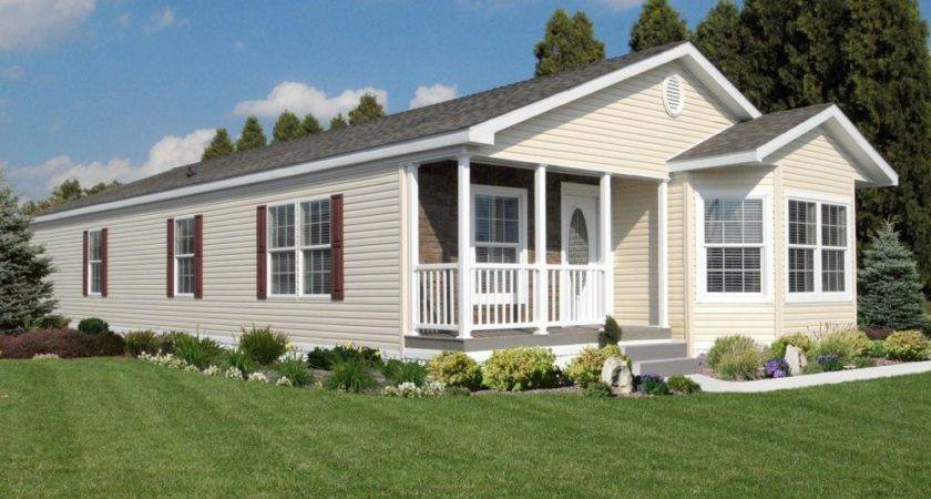 Manufactured Mobile Home Modular Residential Homes Model