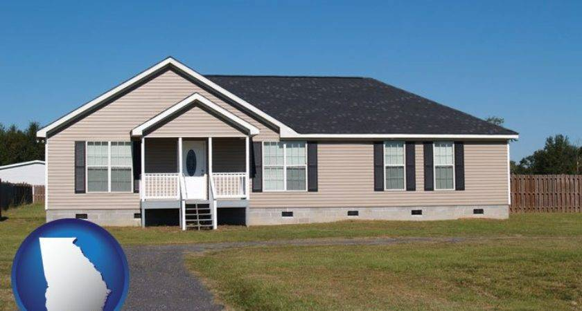 Manufactured Modular Mobile Home Dealers Georgia