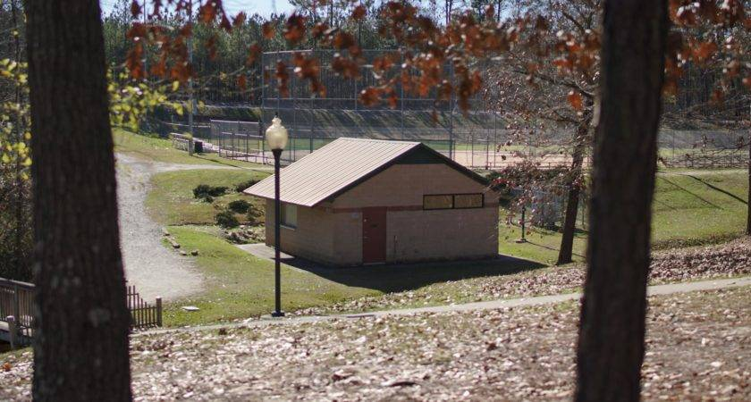 Map Parks Recreation Facilities Fayetteville