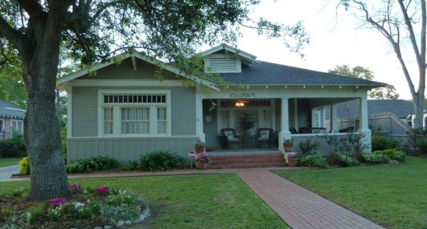 Margaret Place Home Lake Charles Architecture