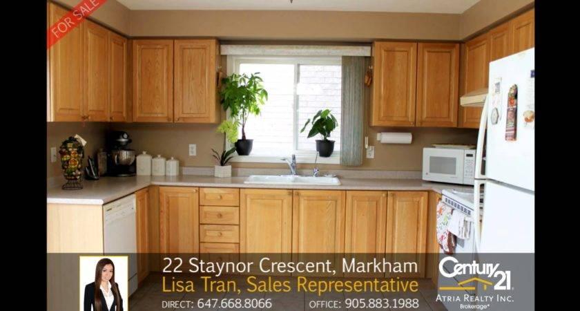 Markham Home Sale Lisa Tran Sales Representative Youtube