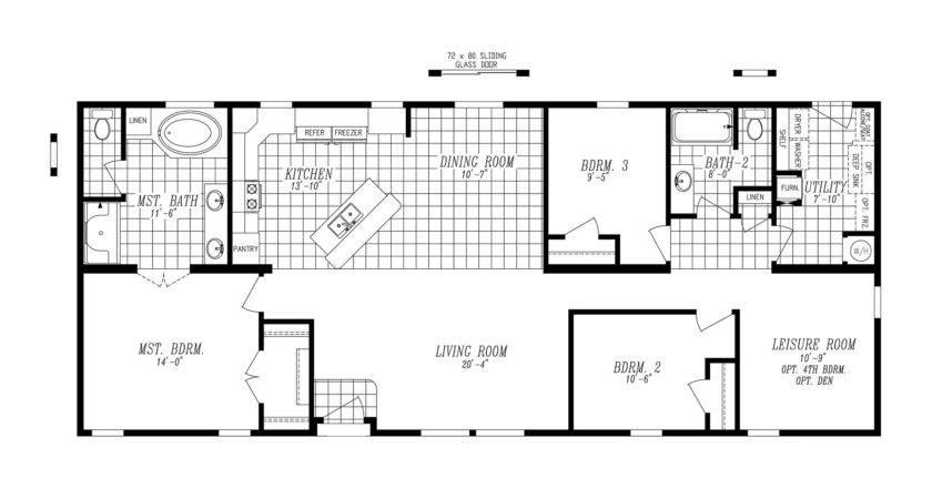 Marlette Homes Floor Plans Mobile