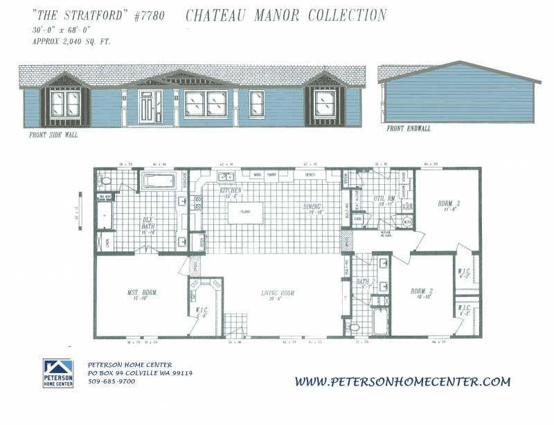Marlette Homes Peterson Home Center