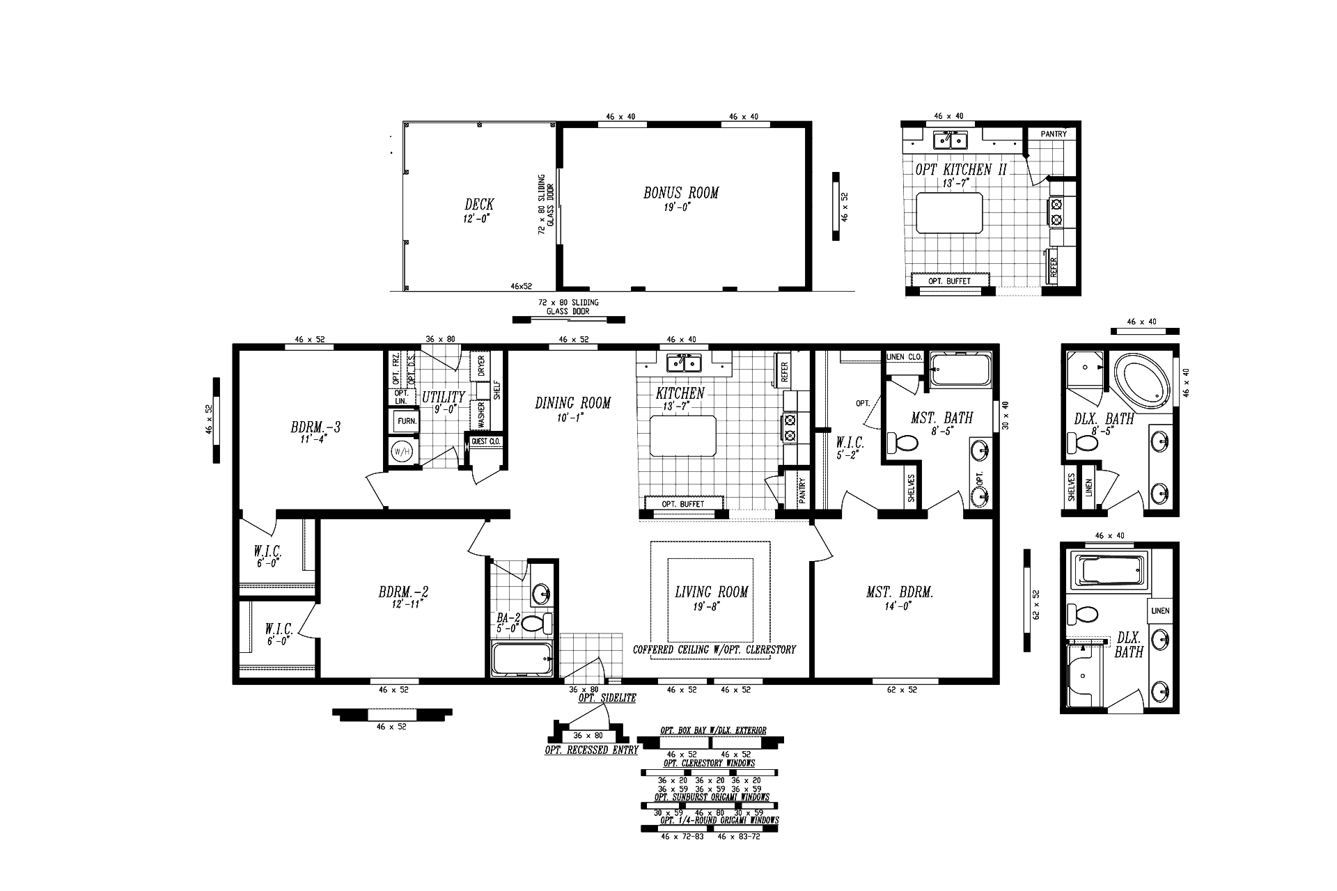 Marlette Manufactured Homes Floor Plans Valine