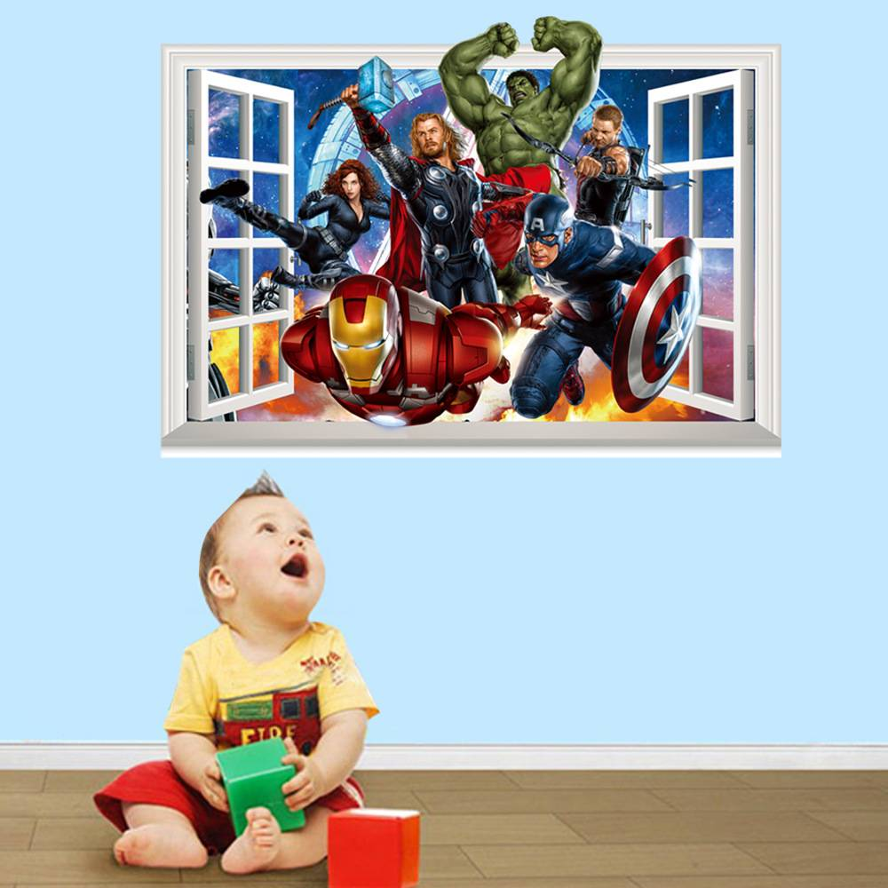 Marvel Home Decorating Marceladick