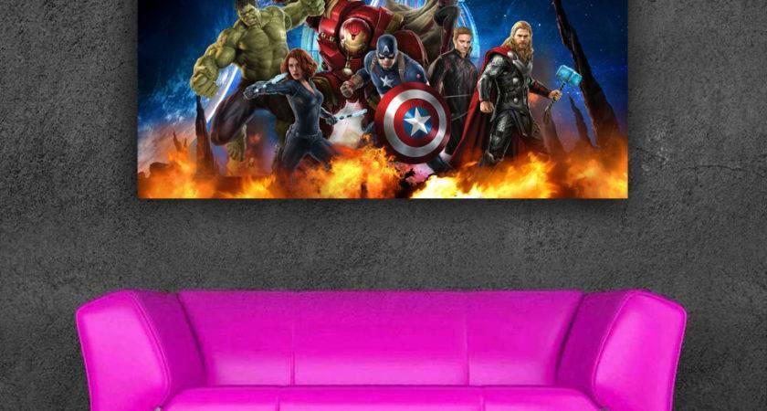 Marvel Home Decorating Marceladick