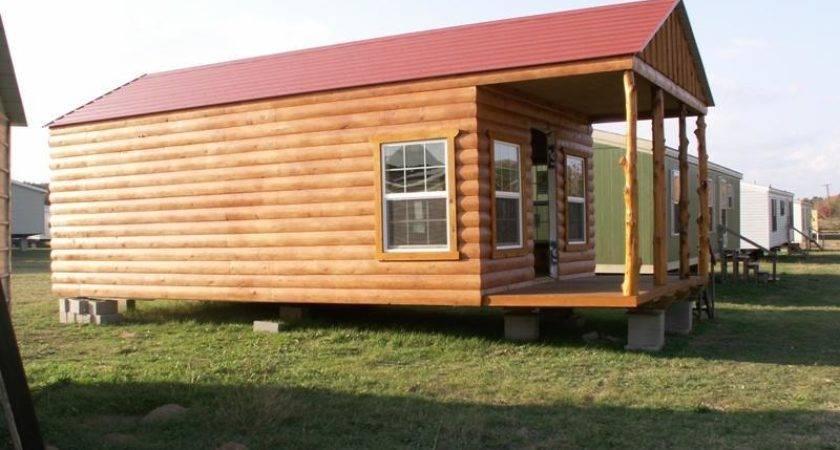 Maverick Mobile Manufactured Log Cabin Satterwhite Homes Tyler Athens
