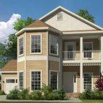 Mckenna Two Story Style Modular Homes