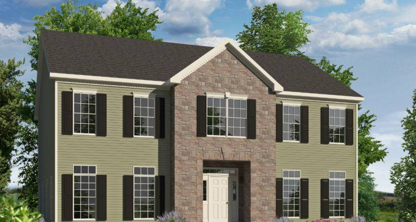 Meadowview Two Story Style Modular Homes