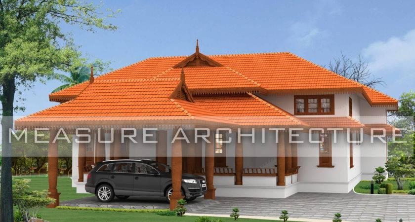 Measurearchitecture Kerala Traditional Homes