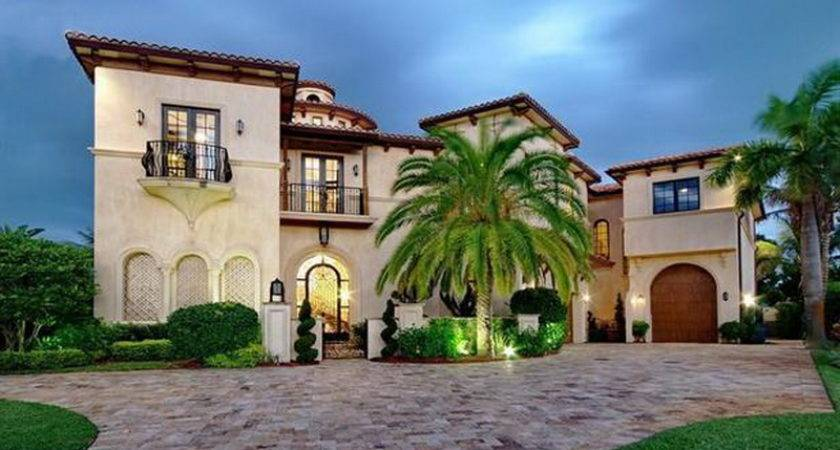 Mediterranean Style Homes Tuscan Home