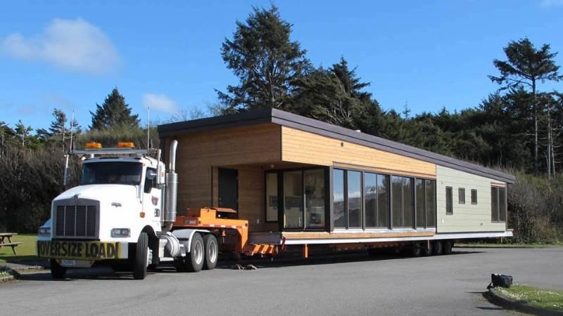 Method Homes Sml Series Prefab Home Model Transport