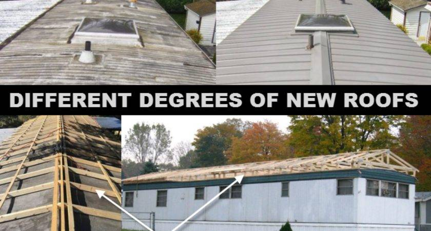 Mhi Lessons Mobile Home Roof Repairs