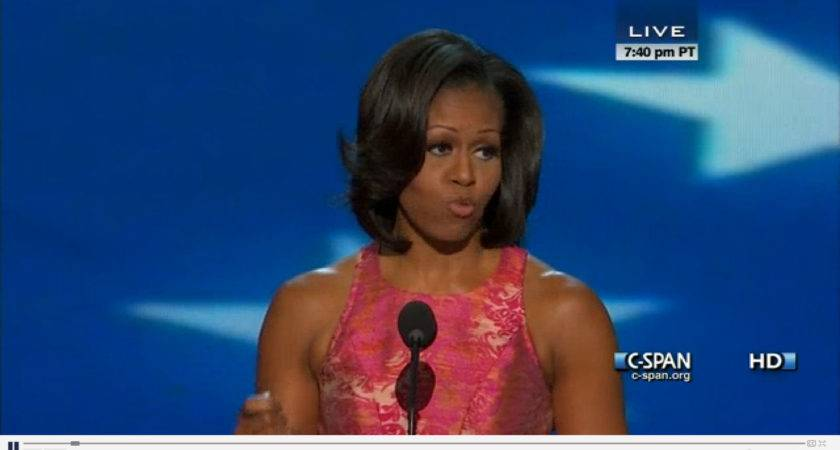 Michelle Obama Have Seen Very Best American Spirit