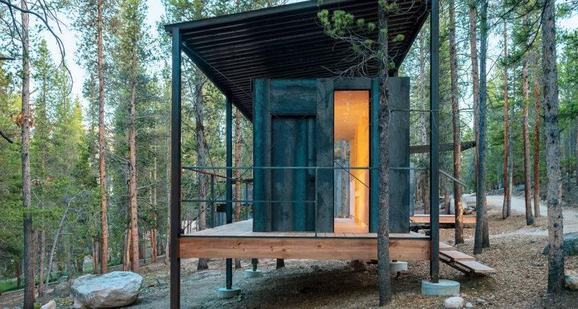 Micro Cabin Sale Tiny House Pinterest