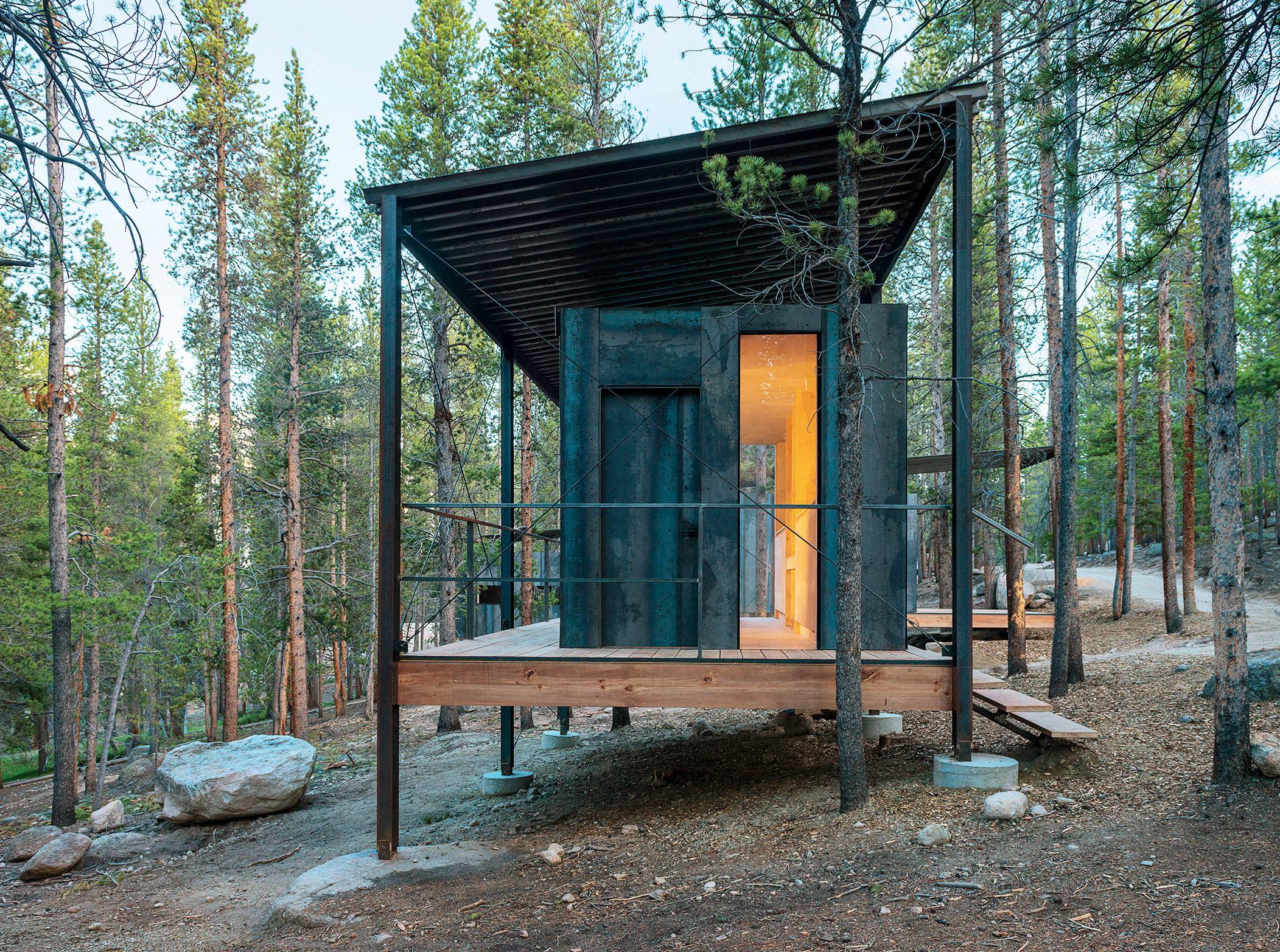 Micro Cabin Sale Tiny House Pinterest