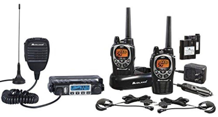 Midland Consumer Radio Micro Mobile Gmrs