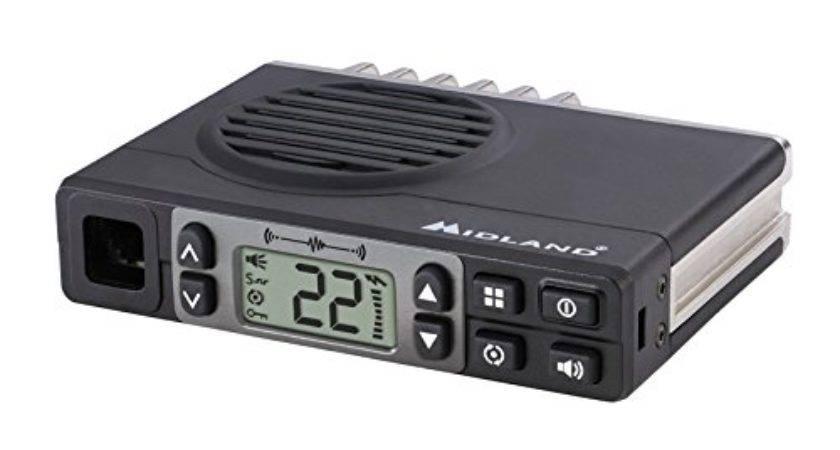 Midland Consumer Radio Mxt Micro Mobile Gmrs