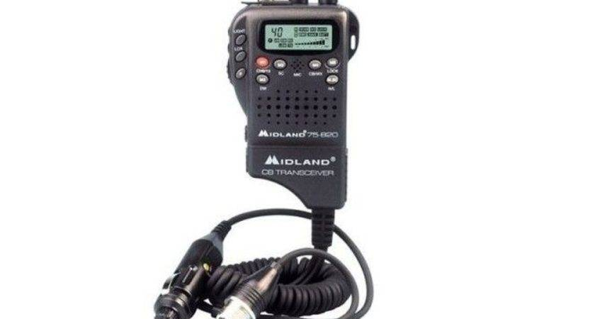Midland Handheld Channel Radio Weather