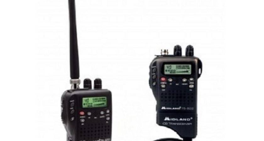 Midland Micro Mobile Portable Handheld Radio
