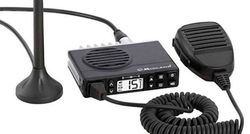 Midland Radios Gmrs Mobile Brkt Mic Ant Mxt