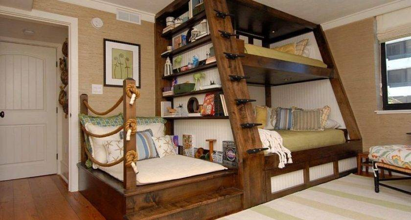 Mind Blowingly Cool Bunk Bed Designs Diy Cozy Home