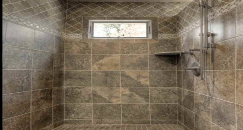 Minimalist Home Decorating Ideas Ceramic Tile Patterns Showers
