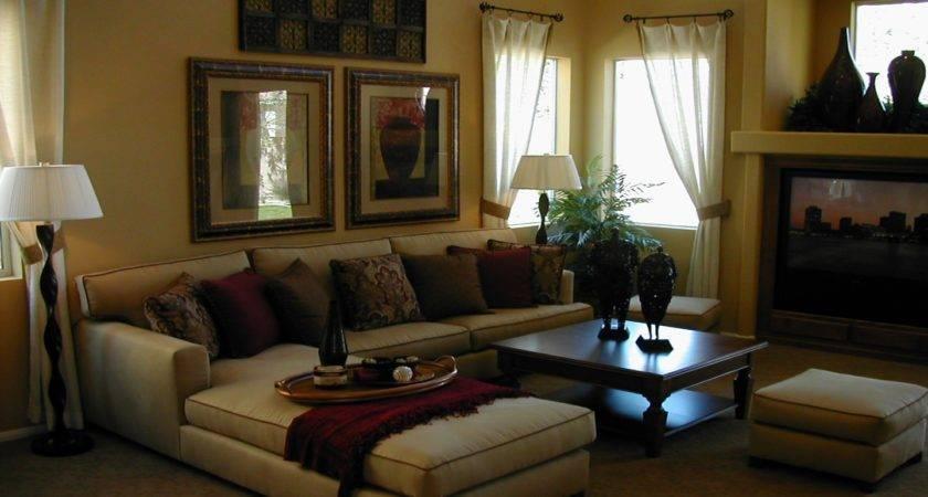 Minimalist Light Blue Attic Living Room Decorating Ideas