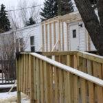 Minot North Dakota Flooding Recovery Temporary Housing
