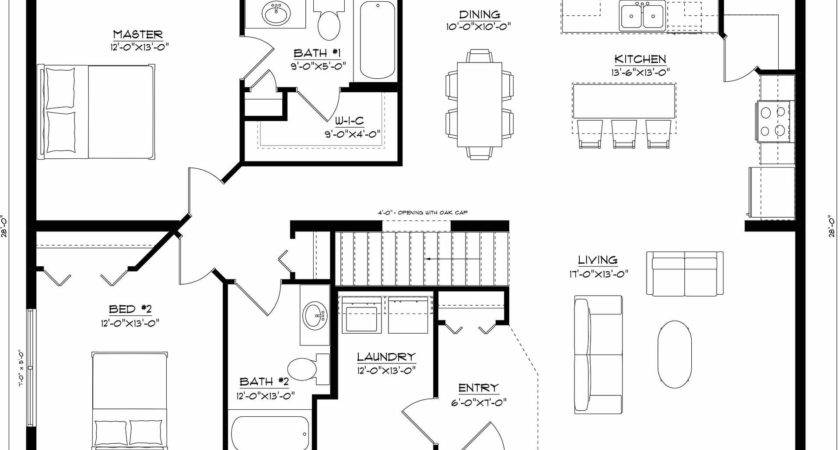 Missouri Modular Home Floor Plan Custom Homes