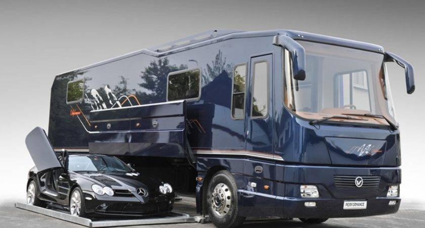 Mobil Ultra Luxury Interior Each Mobile Home Custom