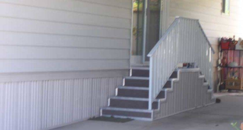 Mobile Home Aluminum Steps Related Keywords Suggestions
