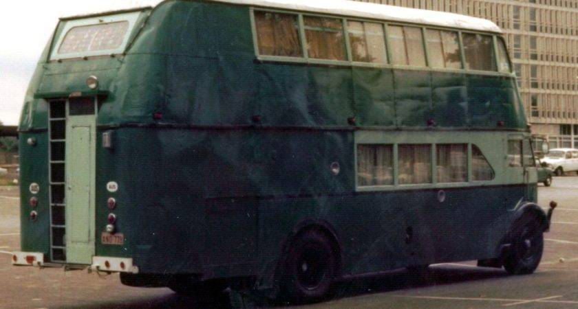 Mobile Home Bus Canterbury Wikimedia Commons