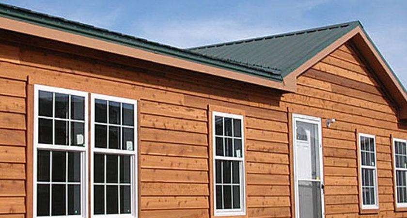 Mobile Home Cedar Siding Homes Ideas