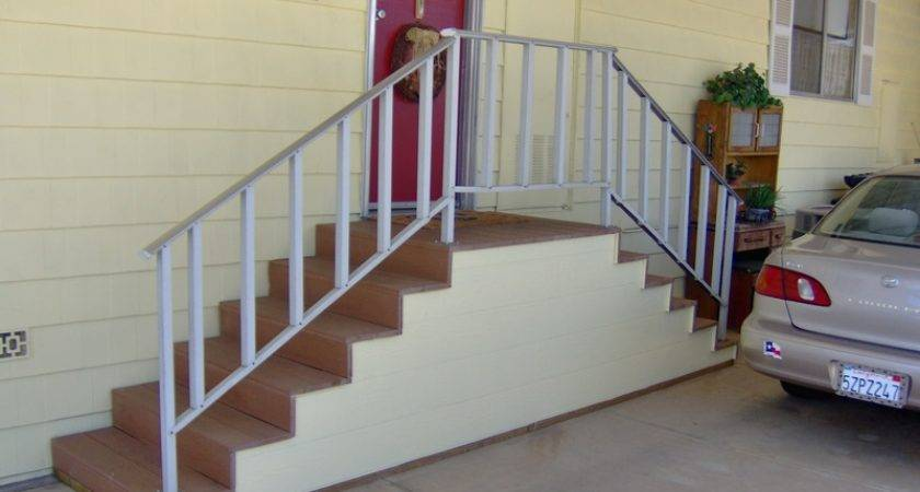 Mobile Home Deck Stairs Phootoo