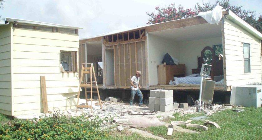 Mobile Home Dismantled Hauled Away Parker Place