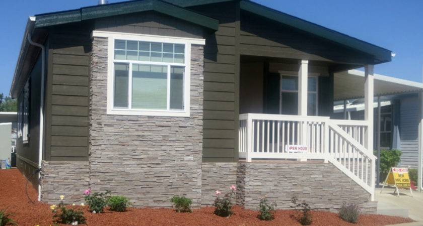 Mobile Home Exterior Design Ideas