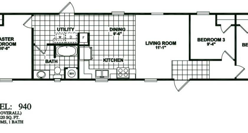 Mobile Home Floor Plans Besides Oak Creek Homes