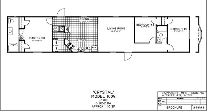 Mobile Home Floor Plans Bestofhouse