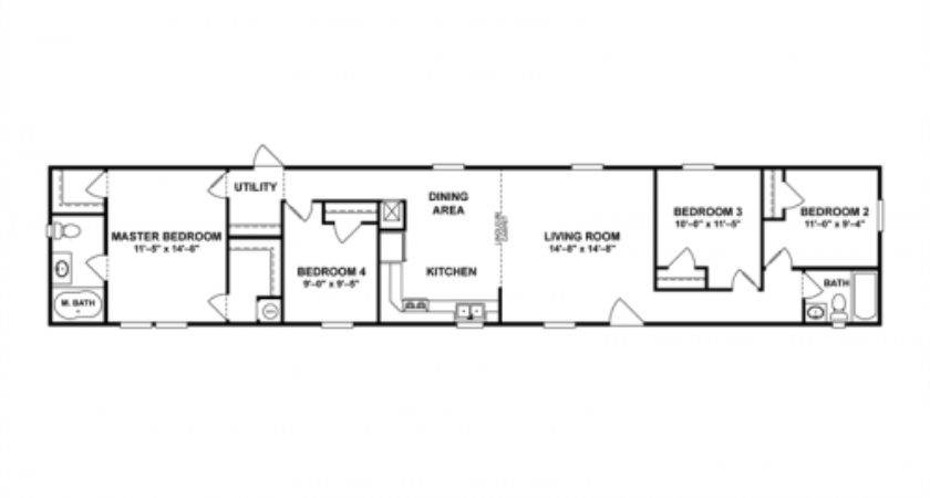 Mobile Home Floor Plans Photos Bestofhouse
