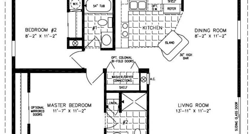 Mobile Home Floor Plans Planning Design Ideas