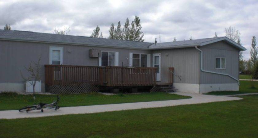 Mobile Home House Trailer Sale Warren Manitoba Estates
