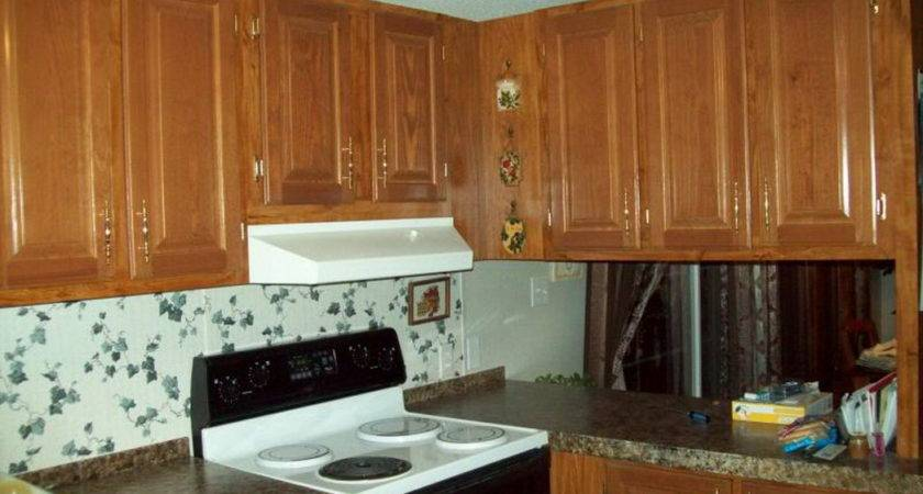 Mobile Home Kitchen Cabinets Doors Decorating Ideas