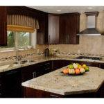Mobile Home Kitchen Remodel Fron Wood